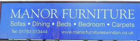 Manor Furniture store in Swindon shuts down