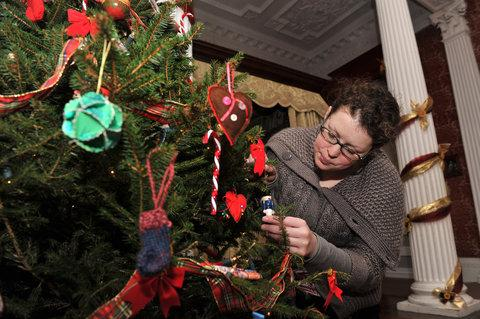 This Is Wiltshire: Make your own festive decorations
