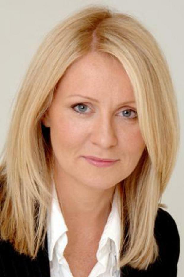 This Is Wiltshire: Employment Minister Esther McVey