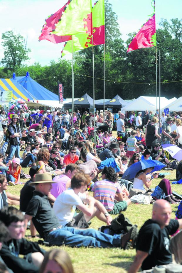 This Is Wiltshire: WOMAD in 2012
