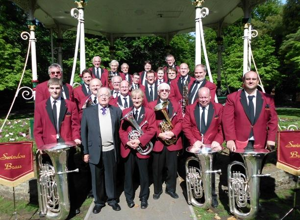 This Is Wiltshire: Swindon Brass Band