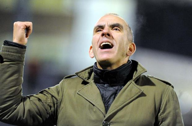 This Is Wiltshire: Town boss Paolo Di Canio