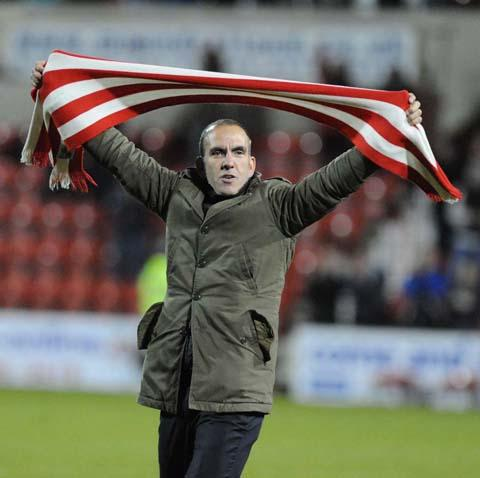 This Is Wiltshire: Swindon Town boss Paolo Di Canio