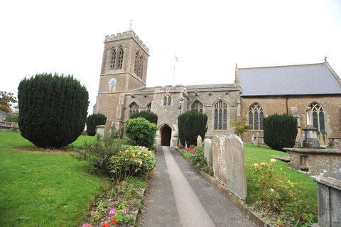 This Is Wiltshire: St Bartholomew and All Saints Church
