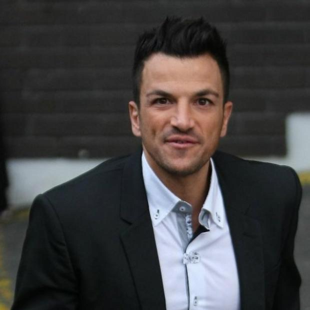 This Is Wiltshire: Peter Andre