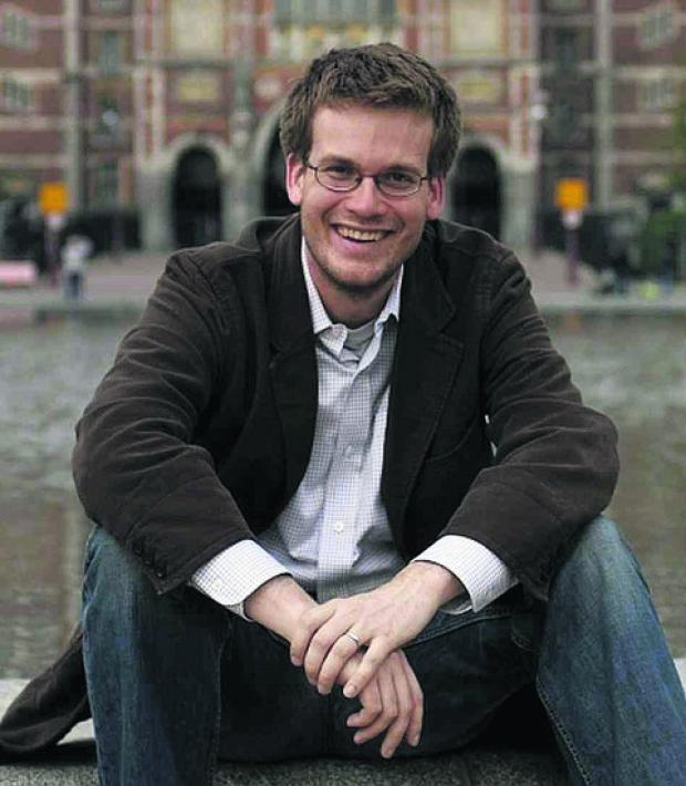 Author John Green