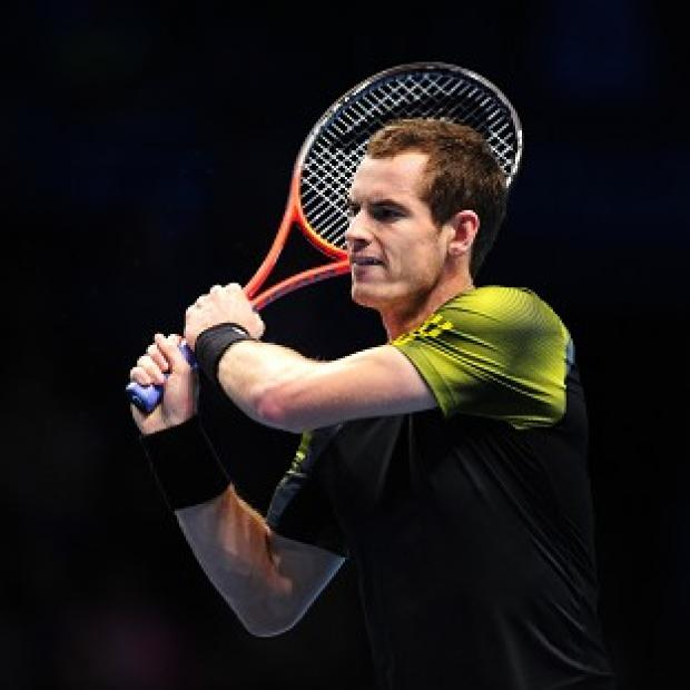 This Is Wiltshire: Andy Murray successfully defended his Brisbane International title