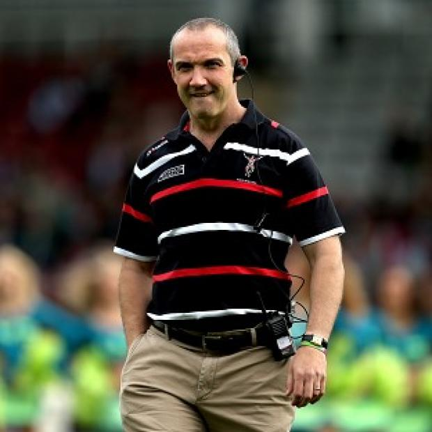 This Is Wiltshire: Conor O'Shea felt the referee made things tough for his Harlequins side