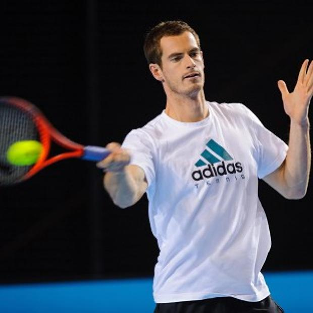 This Is Wiltshire: Andy Murray is seeded third for the Australian Open