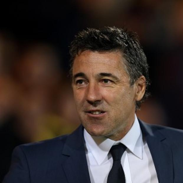This Is Wiltshire: Dean Saunders has been confirmed as Wolves manager