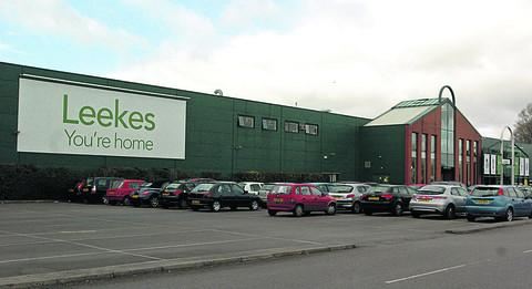 The Leekes store, Melksham