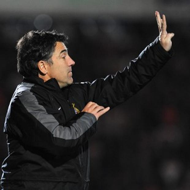 This Is Wiltshire: Dean Saunders becomes Wolves' fourth boss in less than a year