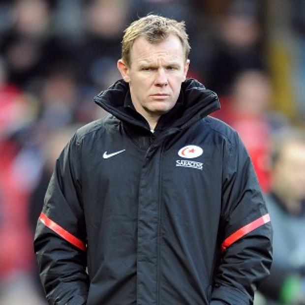 This Is Wiltshire: Mark McCall has committed his future to Saracens