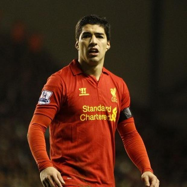 This Is Wiltshire: Brendan Rodgers says fans should appreciate Luis Suarez's 'brilliant talent'