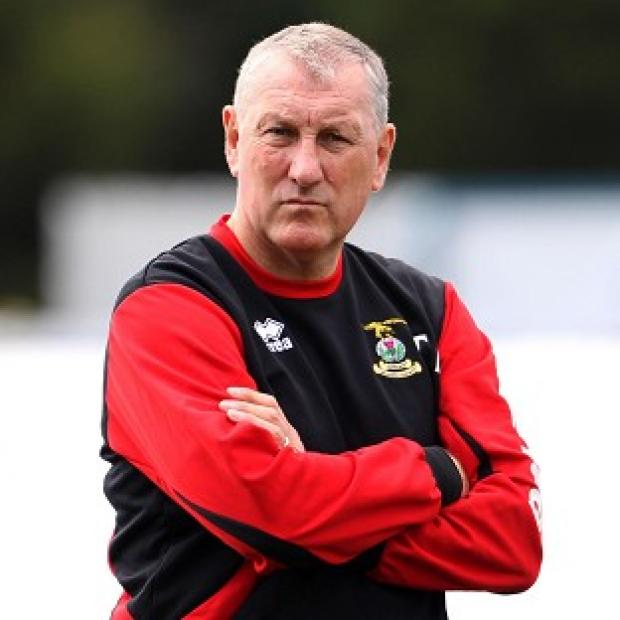 This Is Wiltshire: Barnsley have identified Terry Butcher, pictured, as the man to succeed Keith Hill