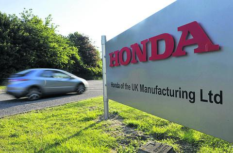 Honda is in talks with employee representatives to work out their selection process for prospective redundancies