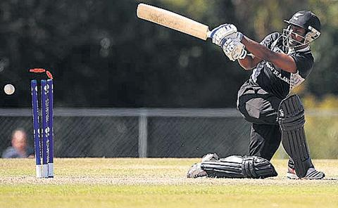 This Is Wiltshire: New Zealand ace Arnie Yugaraja has signed for Lechlade