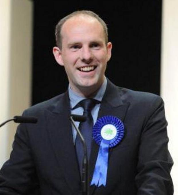 Swindon North MP Justin Tomlinson