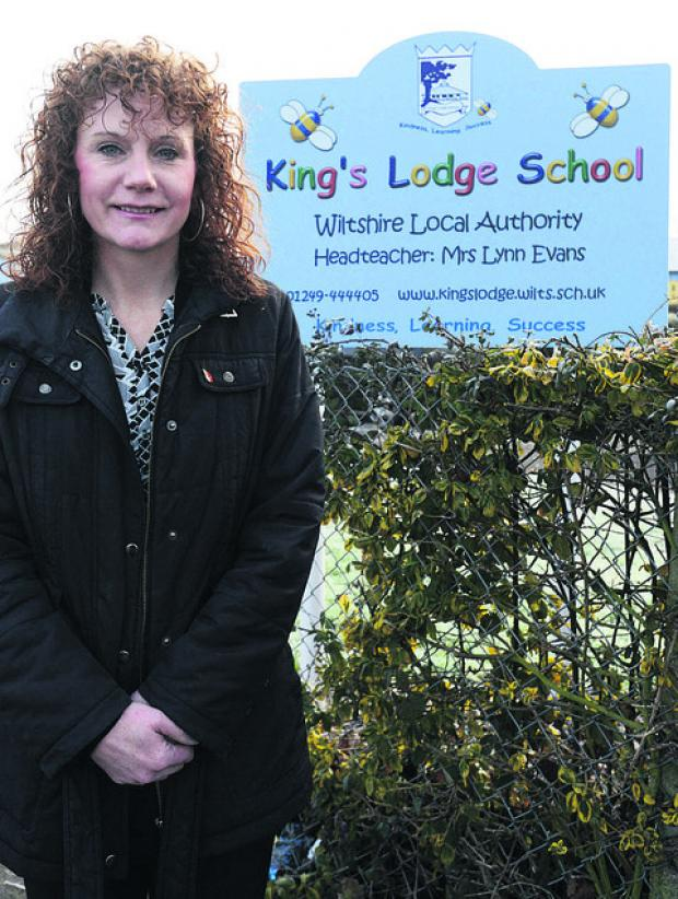 This Is Wiltshire: Sara Stephens, a parent support advisor