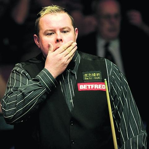 Trowbridge's Stephen Lee