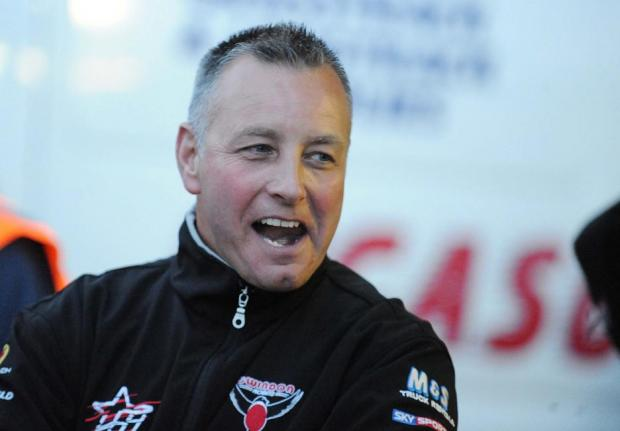 Swindon Robins boss Alun Rossiter
