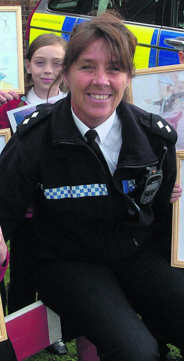 This Is Wiltshire: Inspector Lindsey Winter