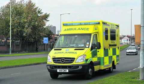This Is Wiltshire: New ambulance response times to be set in Wiltshire as targets missed
