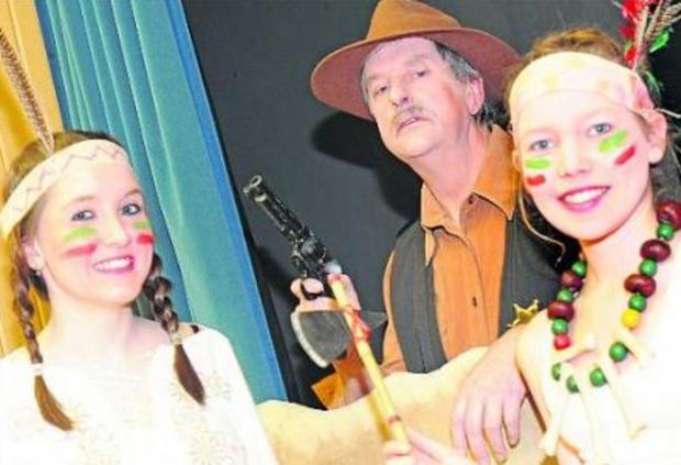 This Is Wiltshire: Previous production by Purton Amateur Dramatic Society