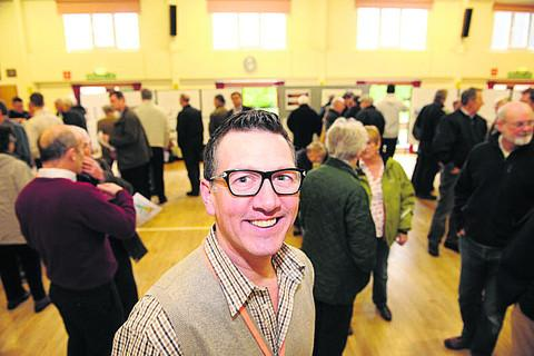 This Is Wiltshire: James Owen, the commercial director at SCS