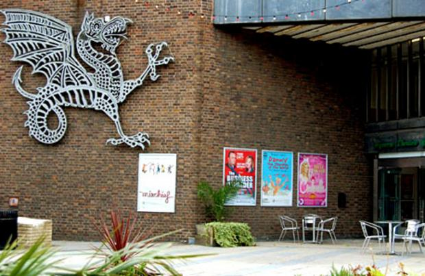 This Is Wiltshire: The Wyvern Theatre and Arts Centre