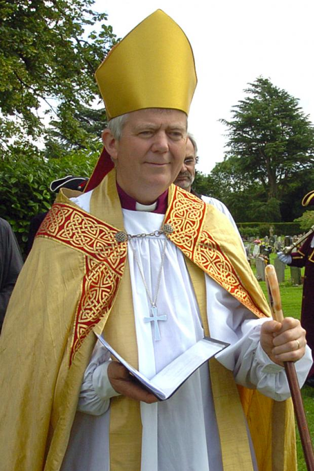 Bishop of Salisbury, Nicholas Holtam