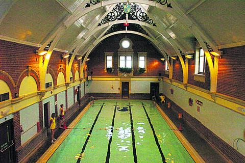 This Is Wiltshire: A survey found overwhelming support for keeping Westbury's Victorian swimming pool in use