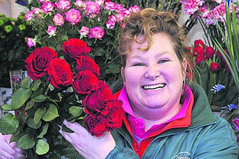 This Is Wiltshire: Jacqui Mehrez of Neston Flowers