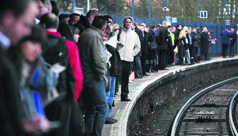 Passengers on First Great Western services did not rate customer satisfaction very highly