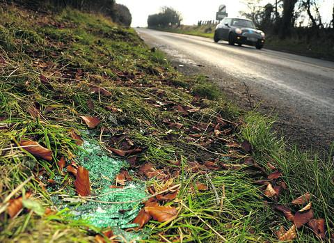 Liddington crash driver named