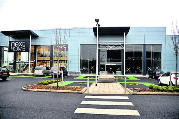 This Is Wiltshire: REVAMP Mannington Retail Park
