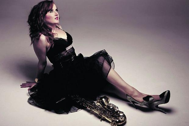 TALENTED Saxophonist Sarah Louise Ings, from Stratton, is releasing her debut EP