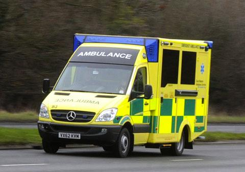 Help take strain off ambulance service