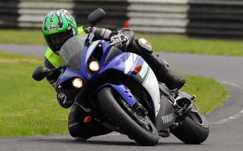 A track day at Castle Combe