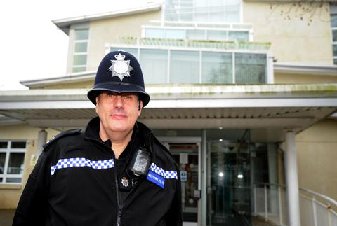 John Brixey has joined Chippenham's Neighbourhood Policing Team as the new community beat manager