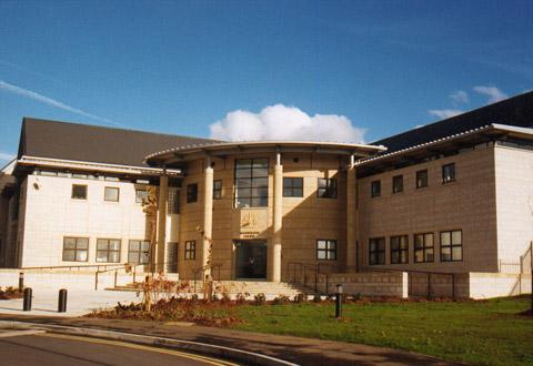 North West Wiltshire Magistrates Court, Chippenham