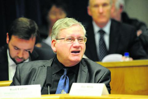 Councillor Rod Eaton aims to concentrate on county policy