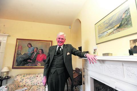This Is Wiltshire: Retired solicitor William Wyldbore-Smith