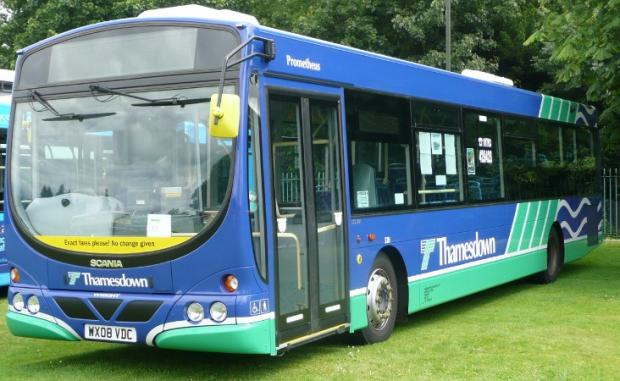 This Is Wiltshire: Thamesdown Transport is asking for the public's views on planned changes