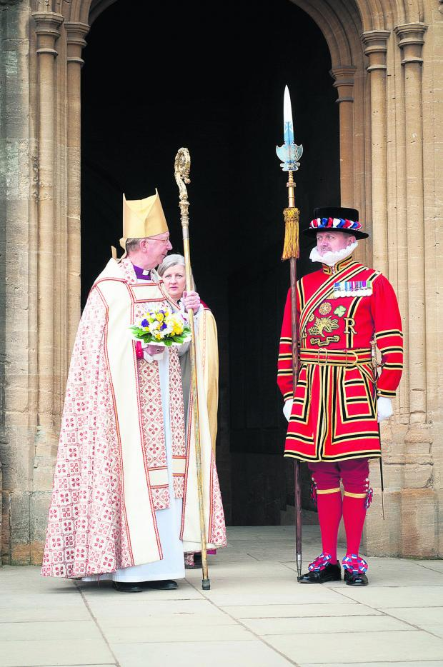 This Is Wiltshire: A talk about the Queen's Bodyguard of the Yeomen of the Guard was enjoyed at a meeting o