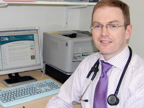 This Is Wiltshire: Dr Andrew Stanton