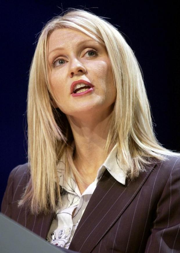 This Is Wiltshire: Minister for Employment Esther McVey