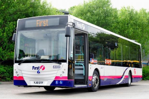 This Is Wiltshire: Have your say on county bus fares