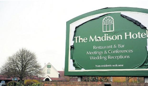 This Is Wiltshire: Madison Hotel set to close