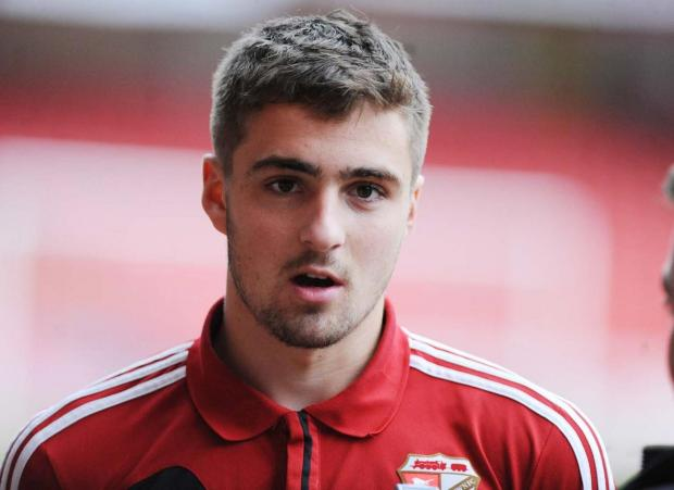 This Is Wiltshire: Swindon Town's Mark Francis has joined Frome Town on loan